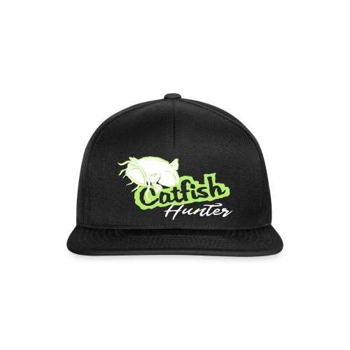 Catfish Hunter - Snapback Cap