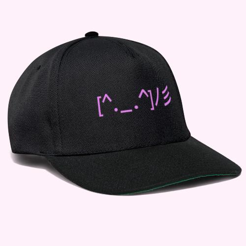 standard pink - Snapback Cap