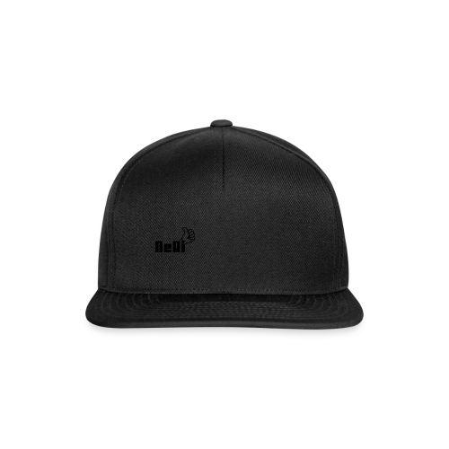 NeBiLOGO - Snapback Cap
