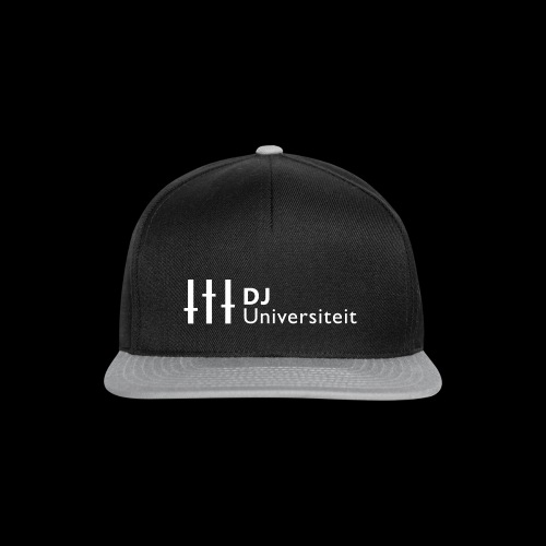 DJ-U (WIT) - Snapback cap