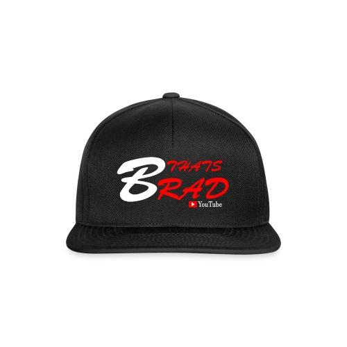 thatsbrad 1 - Snapback Cap