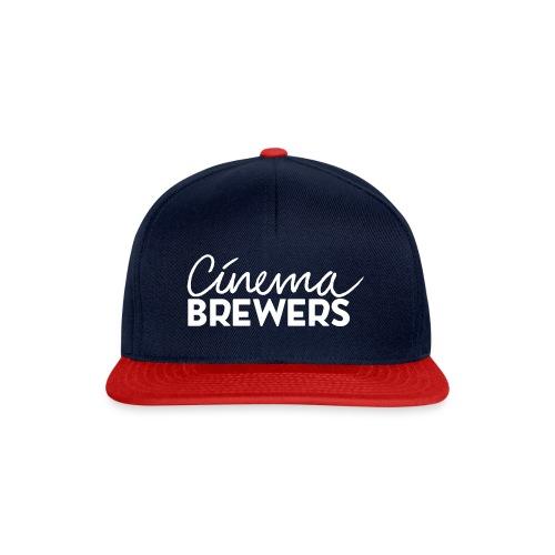 Cinema Brewers - Snapback cap