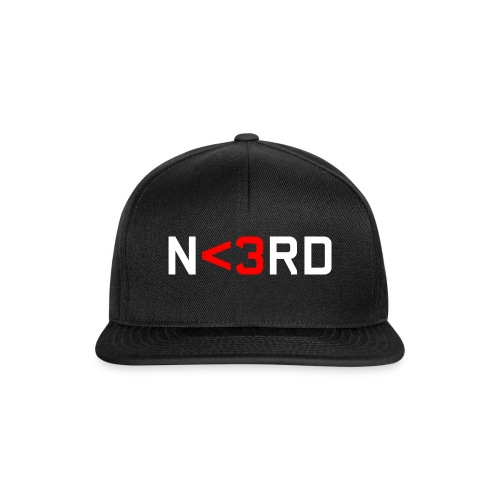 nerd 1 - Snapbackkeps