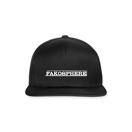 FAKOSPHERE 5 - Snapback cap