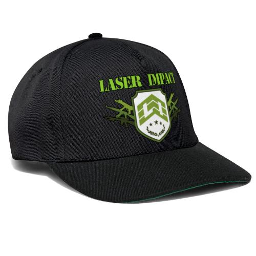 Laser Impact Store - Casquette snapback