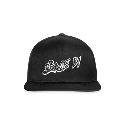 rome_b_new_logo_16_shadow - Snapback Cap
