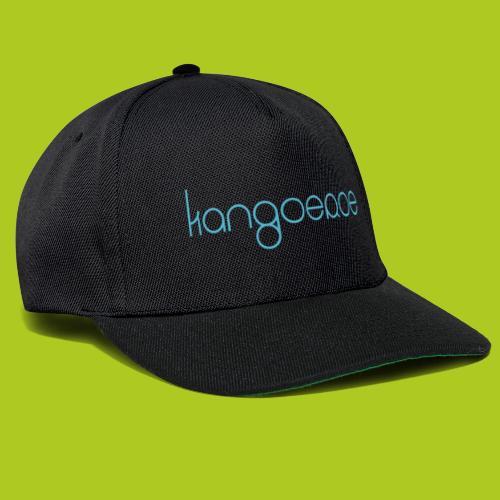 blue kangoeroe design - Casquette snapback