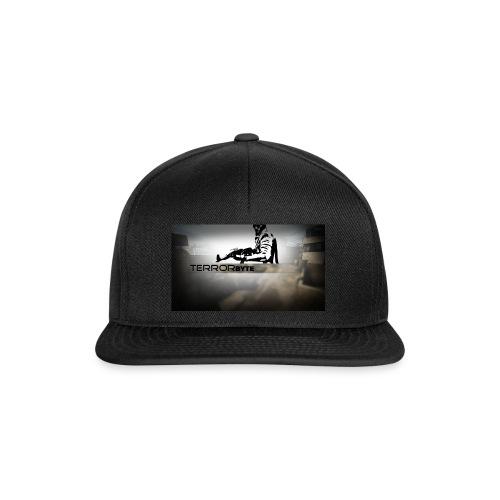 Terrorbyte_Clan - Snapback Cap