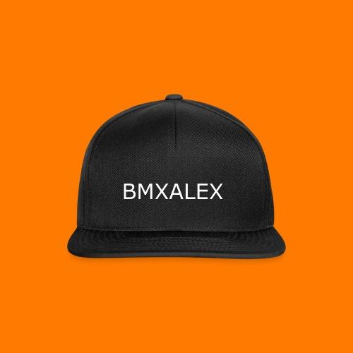 BMXAlex - Snapback Cap