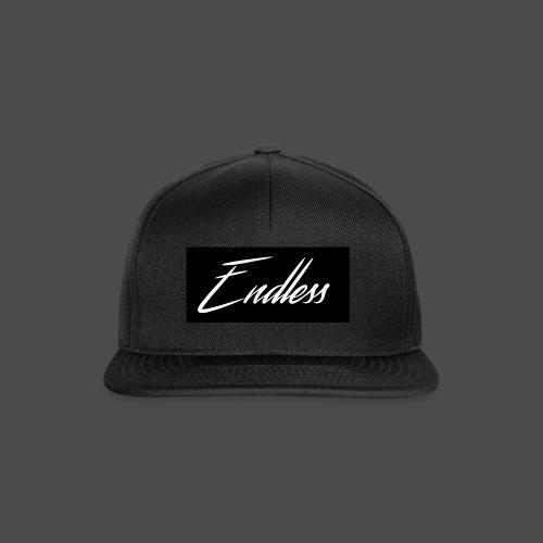 Endless Black - Snapback Cap