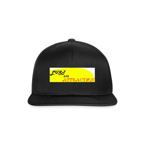 lust ans attraction - Snapback Cap