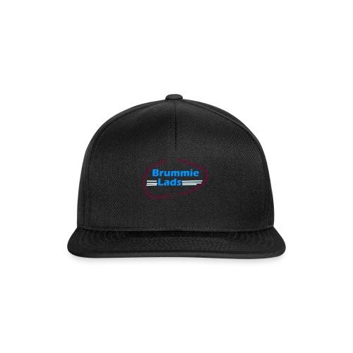 Brummie Lads Logo - Snapback Cap