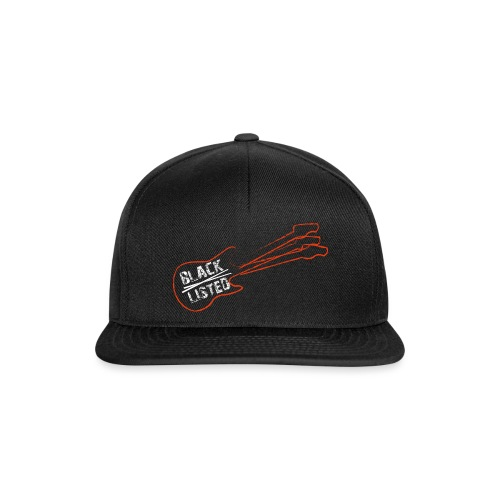 Blacklisted logo - Casquette snapback