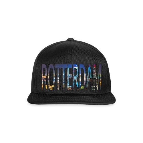 Rotterdam png - Snapback cap
