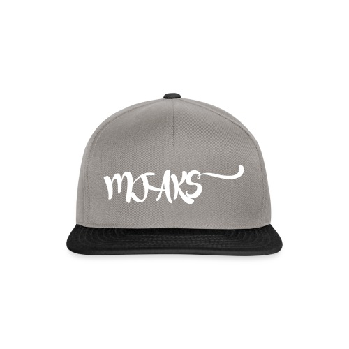 Mjaks 2017 - Snapback cap