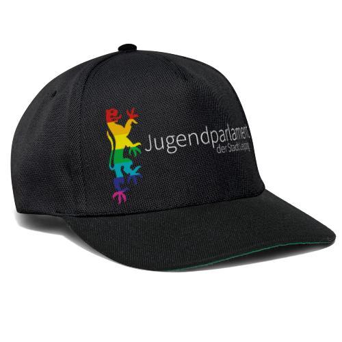 Original-Logo auf dunklem Grund - Snapback Cap