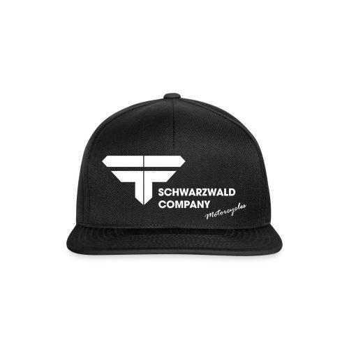 Schwarzwald Company S.C. Motorcycles - Snapback Cap