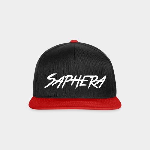 Saphera Logo - Snapback cap