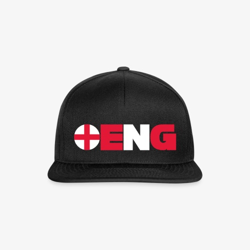 England - Snapback Cap
