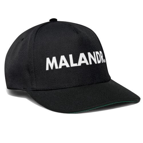 Malandr. - Snapback Cap