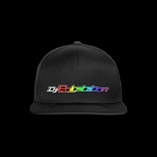 DjPolystation Scritta - Snapback Cap