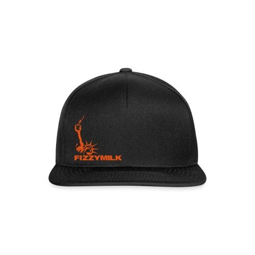 Fizzy Liberty blk - Snapback Cap