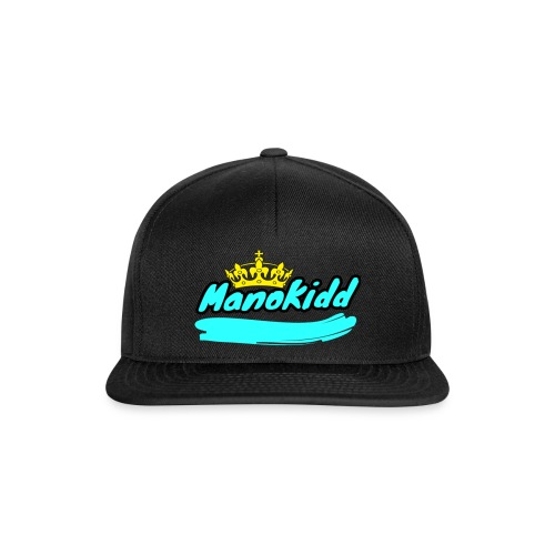 ManoKidd Merch - Snapback Cap