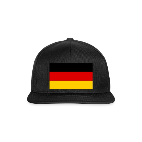2000px Flag of Germany svg - Snapback Cap