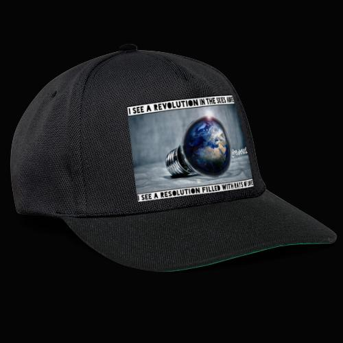 I See A Revolution!! Truth T-Shirts!! #Rebellion - Snapback Cap