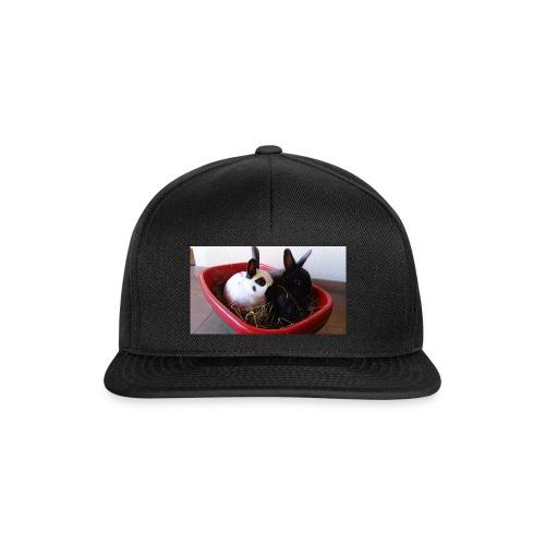 Warme Sachen mit dem Hasenlogo - Snapback Cap
