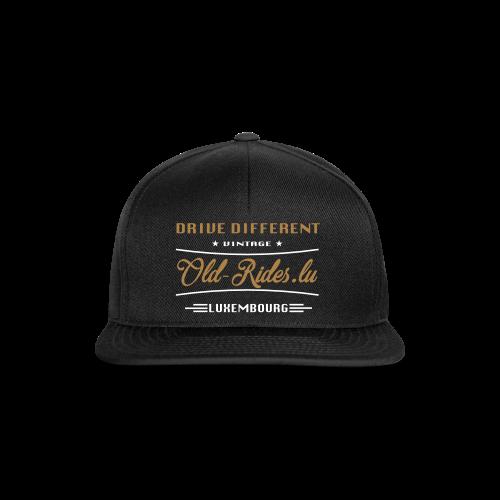 Grafik-logo - Snapback Cap