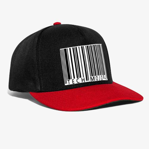 TM graphic Barcode Answer to the universe - Snapback Cap