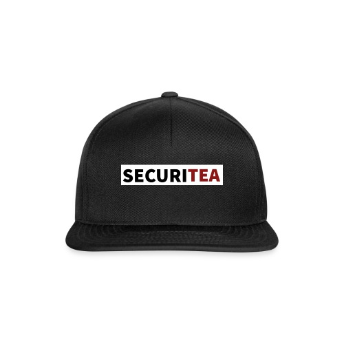 SECURITEA - Snapback Cap