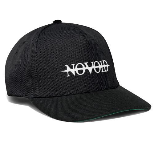 NOVOID - Snapback Cap