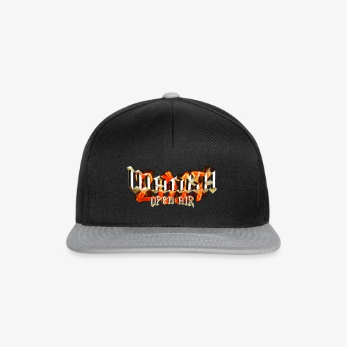 Wanka Open Air 2017 Muerte al Falso Metal - Gorra Snapback