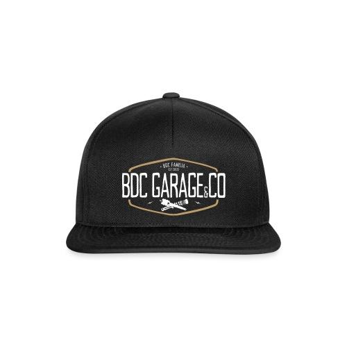 BDC GARAGE SNAPBACK - Snapback Cap