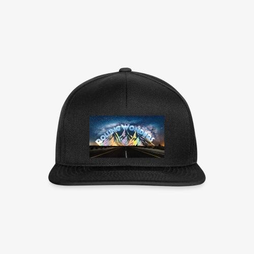 ROLLING WONDERS - Snapback cap