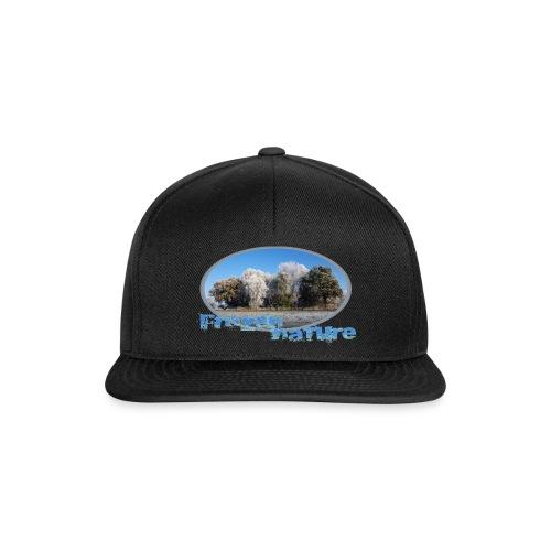 Frozen Nature - Snapback Cap