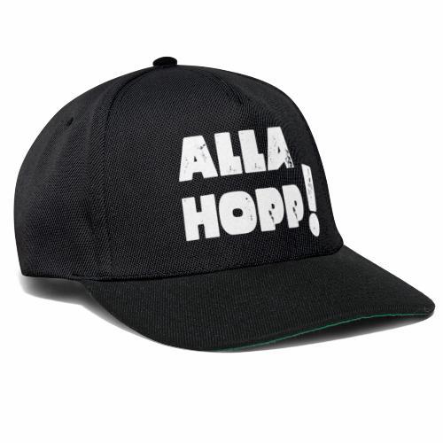 Alla Hopp! - Snapback Cap