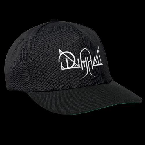 Dimhall White - Snapback Cap