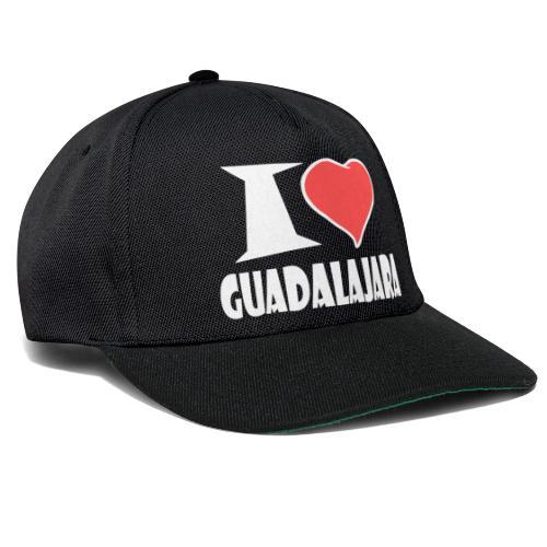 I love Guadalajara - Snapback Cap