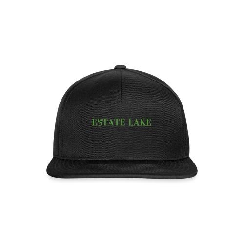 ESTATE LAKE - Snapback Cap