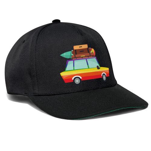Gay Van | LGBT | Pride - Snapback Cap