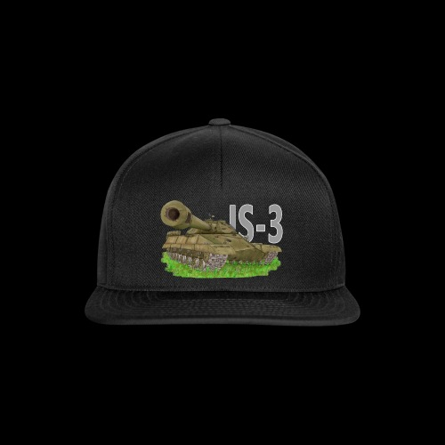 IS-3 (Writing) - Snapback Cap