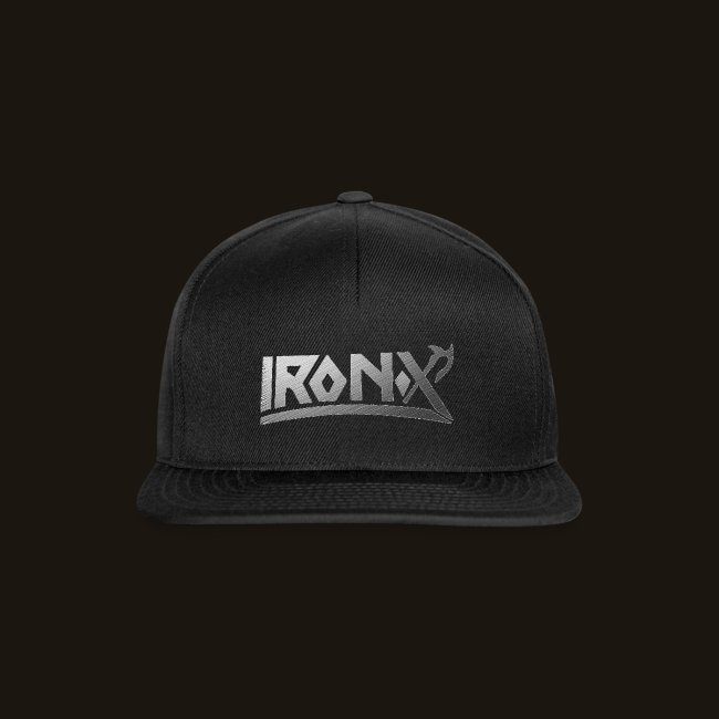Iron X Logo 2019