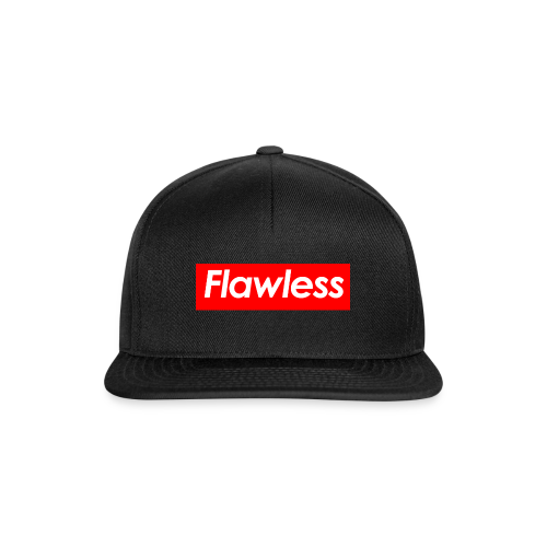 Supremee Flawless - Snapback Cap