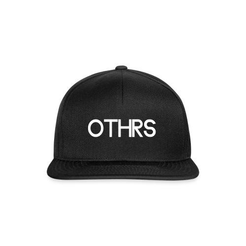 OTHRS CAP WHITE - Snapback Cap