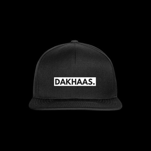 DAKHAAS - Snapback cap