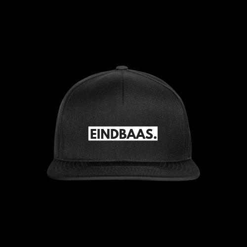 EINDBAAS. - Snapback cap
