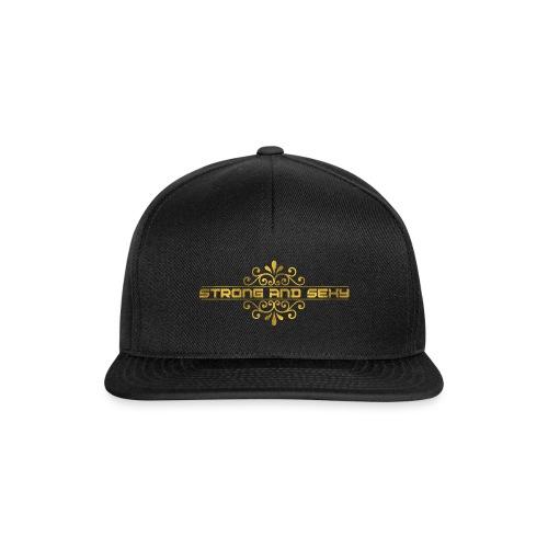 S.A.S. Cap - Snapback cap